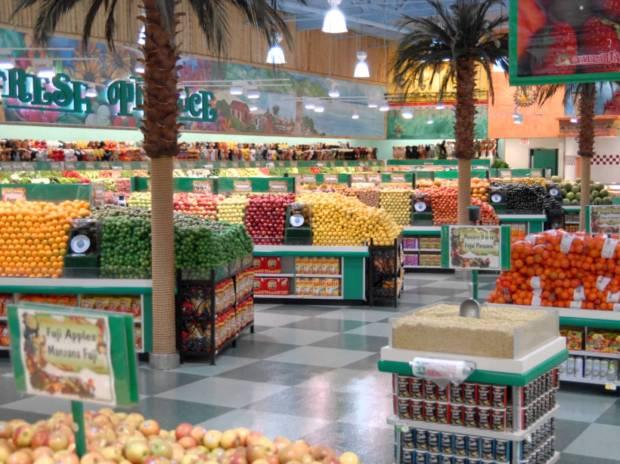 Vallarta fruit