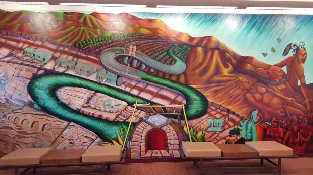 Judith Baca Mural