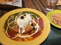 Sonora Style Enchilada