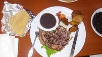 El bistec a la yucateca