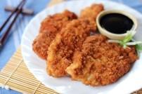 Pollo de Tonkatsu