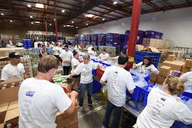AEG Partners with Los Angeles Regional Food Bank to Host...